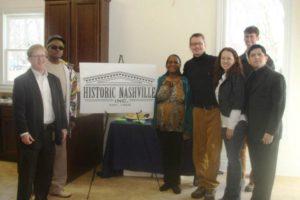 Historic Nashville helps Nashville Area Habitat for Humanity