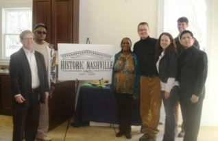 Historic Nashville helps Nashville Area Habitat for Humanity